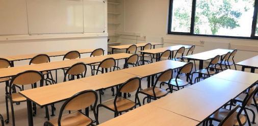 Equipement mobilier scolaire Lycée Collège Jean 23