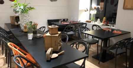 mobilier installé par la société PAILLARD